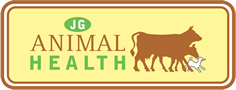 JG animal health logo